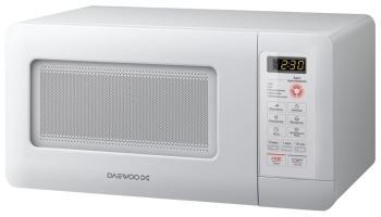 Микроволновая печь - СВЧ Daewoo Electronics KOR-5A0BW  микроволновая печь свч daewoo electronics kor 6l6b