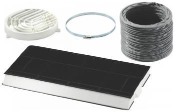 Комплект для режима циркуляции Bosch DHZ 4505 аксессуар для вытяжек bosch dhz 5326