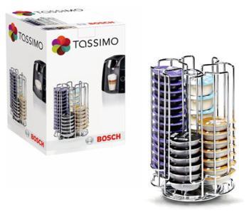 Подставка для Т-дисков Bosch Tassimo 574959 cервисный t disc bosch для приборов tassimo жёлтый 00576836 00611632 00617771 00621101