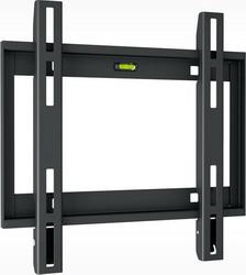 Кронштейн для телевизоров Holder LCD-F 2608 черный металлик holder lcd t 2609 металлик