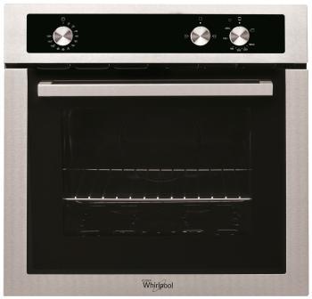 Встраиваемый газовый духовой шкаф Whirlpool AKP 807 IX