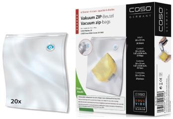 Пакеты для вакуумной упаковки CASO VC 20*23 цена