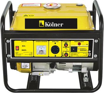 все цены на Электрический генератор и электростанция Kolner KGEG 1000 онлайн