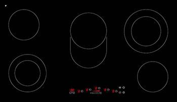 Встраиваемая электрическая варочная панель Kuppersberg FA9VF 05 kupo vf 01 page 9