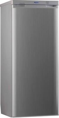 Однокамерный холодильник Позис RS-405 серебристый металлопласт двухкамерный холодильник позис rk 101 серебристый металлопласт