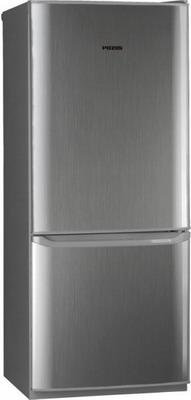 Двухкамерный холодильник Позис RK-101 серебристый металлопласт холодильник pozis rk 139 w