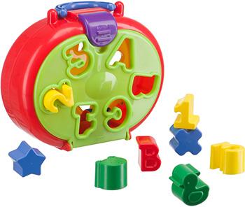 Сортер Happy Baby Baby IQ-SORTER ложка happy baby baby spoon х2 с 6 мес 2 шт в ассортименте