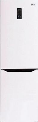 Двухкамерный холодильник LG GA-B 389 SQQZ холодильник с морозильной камерой lg ga b409uqda