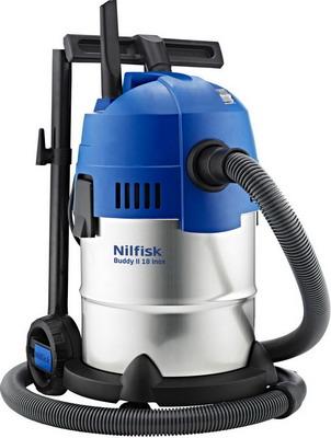 Строительный пылесос Nilfisk BUDDY II 18 INOX nilfisk alto buddy ii 18 inox
