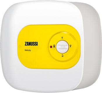 Водонагреватель накопительный Zanussi ZWH/S 10 Melody U (Yellow) накопительный водонагреватель zanussi zwh s 10 melody u green