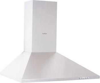 Вытяжка купольная DACH AVRORA 60 white вытяжка со стеклом dach tifani 50 white