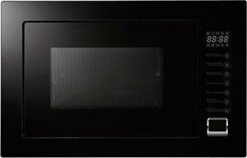 Встраиваемая микроволновая печь СВЧ Exiteq EXM-104 black цена