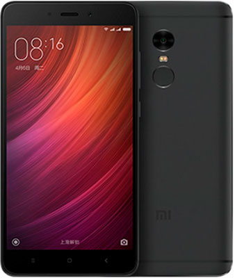 Мобильный телефон Xiaomi Redmi Note 4 32 Gb черный
