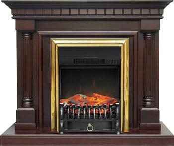 Каминокомплект Royal Flame Dallas с очагом Fobos BR тем.дуб real flame fobos br s