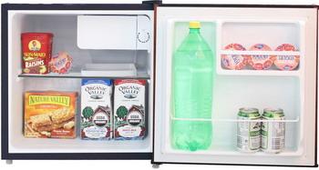 Минихолодильник Shivaki SDR-052 T холодильник shivaki sdr 054s