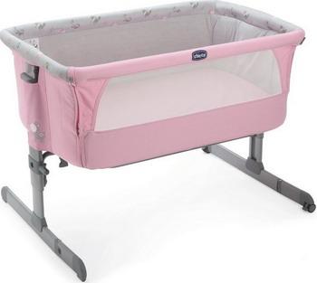 Детская кроватка Chicco Next2Me Princess 00079339490000