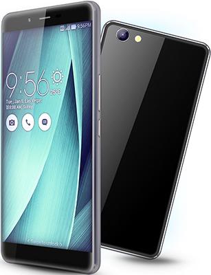 Мобильный телефон Ginzzu S 5040 черный ginzzu s5050