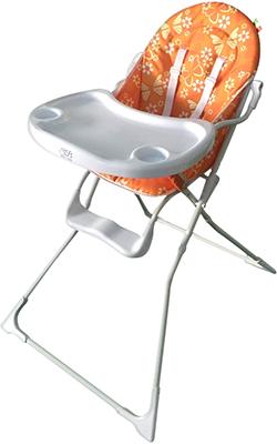 Стульчик для кормления Sweet Baby Simple Orange 388 133 стульчик для кормления sweet baby simple orange 388 133