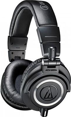 Наушники Audio-Technica ATH-M 50 X вставные наушники audio technica ath ckb50 черный купон код jd1601 сумма покупок от 50$ скидка 5$ от 100$ скидка 10$