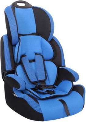 Автокресло Siger Стар 9-36 кг синее KRES 0457 автокресло siger стар art 9 36 кг геометрия kres 0459