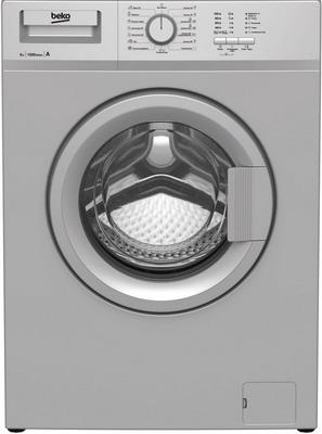 Стиральная машина Beko WRE 65 P1 BSS посудомоечная машина beko dis 15010