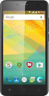 Мобильный телефон Prestigio Muze G3 Dual SIM Black планшет prestigio muze 3708 3g pmt3708