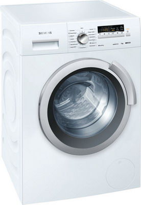 Стиральная машина Siemens WS 10 K 267 OE стиральная машина с сушкой siemens wd 15 h 541 oe