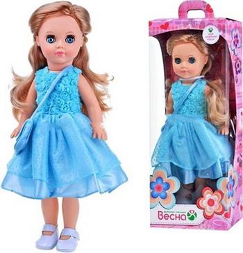 Кукла Весна Мила 7 В2964 весна кукла мила 2