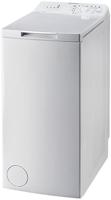 Стиральная машина Indesit BTW A 61052 стиральная машина indesit btw d51052 rf кл a верт макс 5кг белый