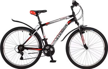 Велосипед Stinger 26'' Element 16'' черный 26 AHV.ELEM.16 BK7 велосипед stinger valencia 2017