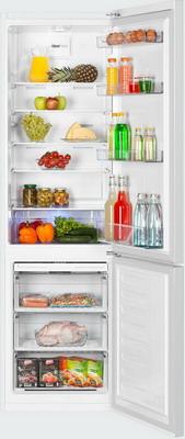 Двухкамерный холодильник Beko RCNK 356 K 00 W двухкамерный холодильник beko rcnk 321 k 00 w