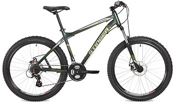 Велосипед Stinger 26 AHD.PYTHON.18 GN7 ''  '' зеленый