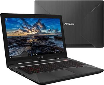 Ноутбук ASUS FX 503 VD-E 4261 (90 NR0GN1-M 05700) ip видеорегистратор falcon eye fe nr 2104 fe nr 2104