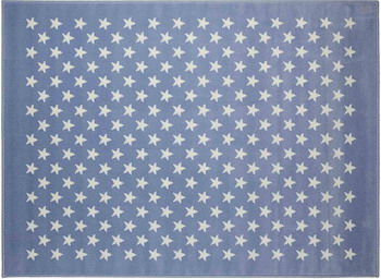 Ковер Lorena Canals Звезды Stars Blue (голубой) 120*160 A-55552