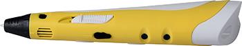 3D-ручка HONYA желтая 1CSC 20003175 honya sc abs 06 пластик abs 6 цветов по 12 м
