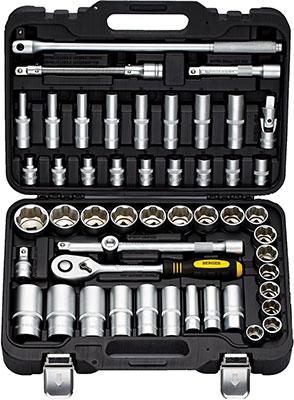 Набор инструментов разного назначения BERGER BG 050-12 универсальный набор инструментов 45 предметов berger bg bg045 14