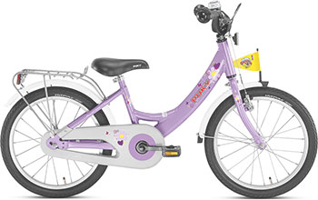 цена на Велосипед Puky ZL 18-1 Alu 4324 lilac лиловый