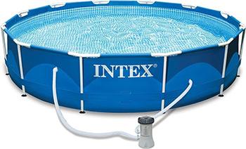 Бассейн Intex Metal Frame 366х76 6503л 28212