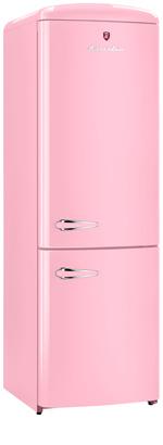 Двухкамерный холодильник Rosenlew RC 312 Plush Pink двухкамерный холодильник don r 297 g