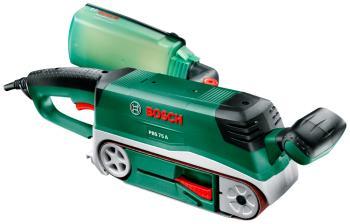 Ленточная шлифовальная машина Bosch PBS 75 A (06032 A 1020) шлифовальная машина bosch pbs 75 a