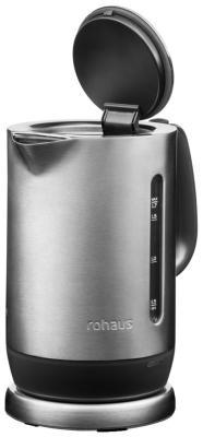 Чайник электрический Rohaus RK 810 S холодильник pozis rk 139 w