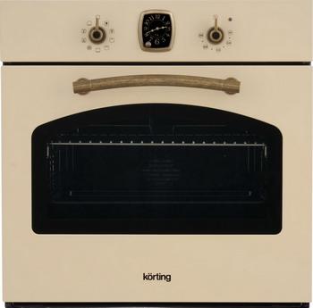 Встраиваемый электрический духовой шкаф Korting OKB 460 RB электрический духовой шкаф korting okb 762 cmn