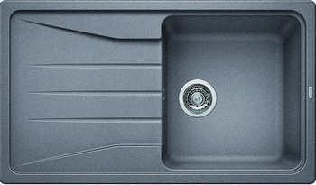 Кухонная мойка BLANCO SONA 5S SILGRANIT алюметаллик кухонная мойка blanco sona 5s silgranit шампань
