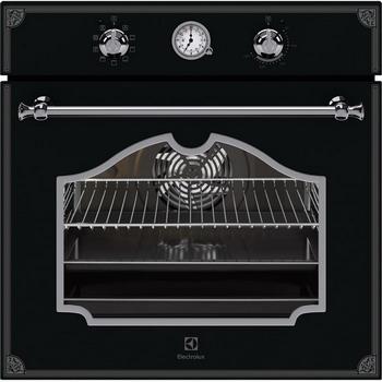 Встраиваемый электрический духовой шкаф Electrolux OPEA 2350 B духовой шкаф электрический electrolux eoa95551ax нержавеющая сталь