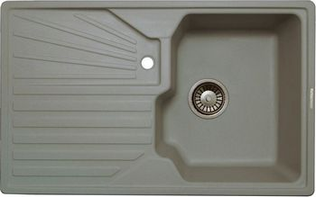 Кухонная мойка LAVA L.5 (SCANDIC серый ) кухонная мойка lava a 2 scandic серый