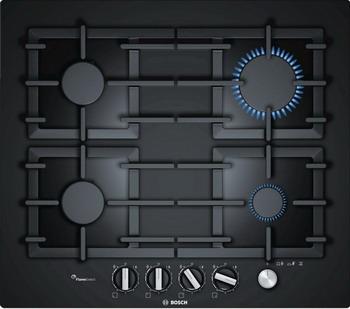 Встраиваемая газовая варочная панель Bosch PPP 6 A6 M 90 R bosch ppp 616b91e