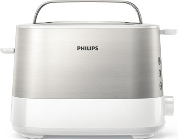 Тостер Philips HD 2637/00 тостер philips hd 2581 00
