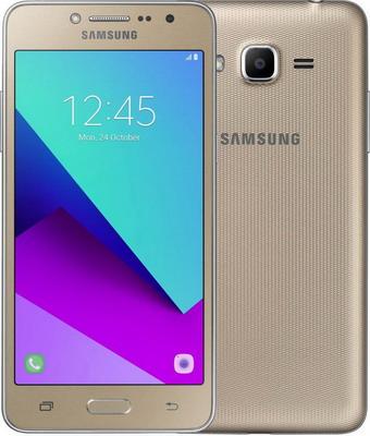 Мобильный телефон Samsung Galaxy J2 Prime (2016) SM-G 532 F золотистый смартфон samsung galaxy j7 2016 sm j710fn gold