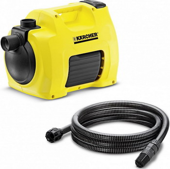 Насос Karcher BP 4 Garden Set Plus насос скважинный karcher bp 4 deep well 1 645 421 0