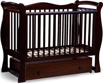 Детская кроватка Sweet Baby Dolce Vita Cioccolato (Шоколад)